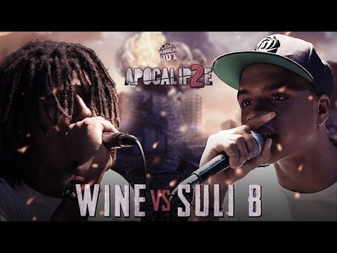 Liga Knock Out / EarBox Apresentam: Wine vs Suli B (Apocalipse 2)