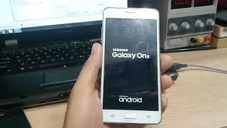Root y unlock Samsung On5 G550t1 cualquier operador free Z3x Box