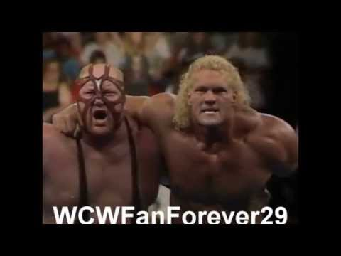 WCW Masters of