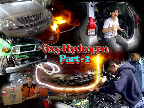Fuel Saver (HHO) on TheToyota and Daihatsu 1980-2013 Part-2