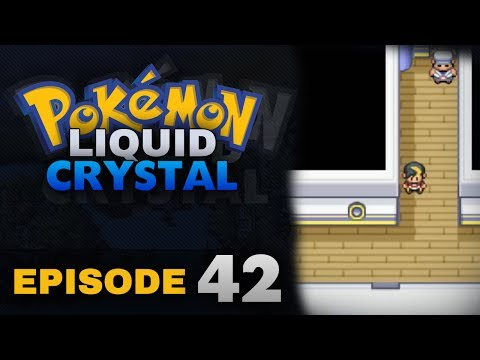 Pokemon Liquid Crystal Episode 42 - Onboard the S.S. Aqua to Kanto! w/Live Facecam