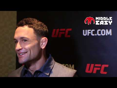 Frankie Edgar talks quick turn around for Fight Night 128