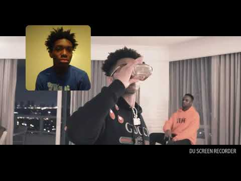 """DDG-""""No label""""(Official Music video) REACTION!!"""