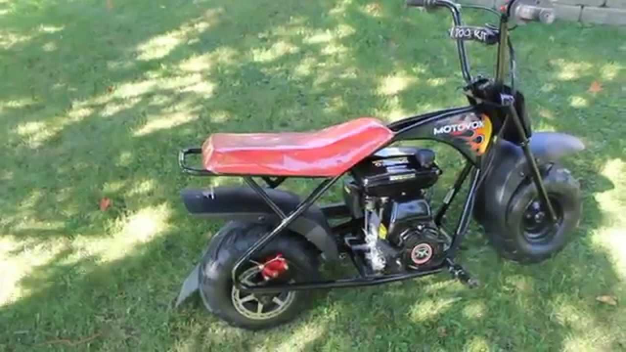 Motovox Mini Bike For Sale