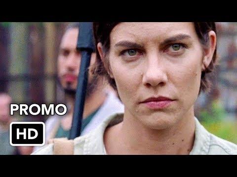 Żywe trupy: sezon 8 - Maggie Goes to War - promo