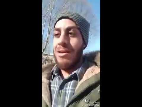 مواطن سعودي يسب النظام ويدوس على الجوازات السعودية