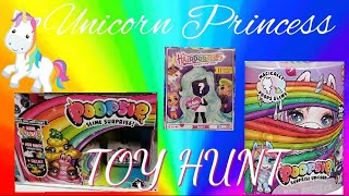 Unicorn Poopsie Slime, LOL Series 4 Wave 2, Bigger Surprise Toy Hunt || Unicorn Princess Toy Review