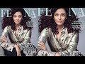 Aishwarya Rai On Femina Cover 2018, Red Hair Debut   India Most Beautiful Women 2018