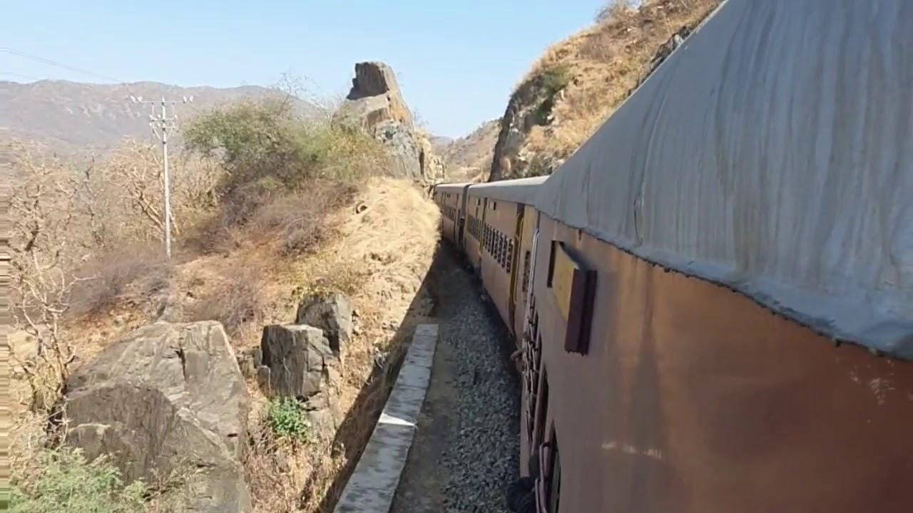RURAL TRAIN RIDE AT DEV SHREE DEOGARH