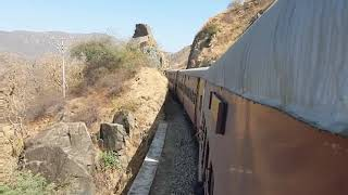 RURAL TRAIN RIDE AT DEV SHREE DEOGARH