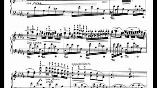 F. Chopin : Nocturne op. 27 no. 2 in D flat major (Rubinstein)