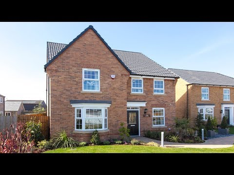 The Holden - David Wilson Homes South Midlands