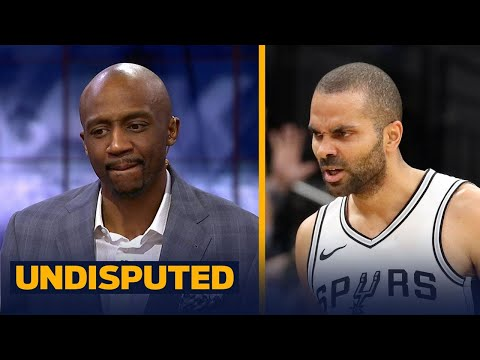 Jason Terry on Tony Parker calling out Kawhi Leonard   UNDISPUTED