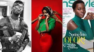 Diamond, Vanessa na Lupita watajwa kwenye orodha ya 'African Social Media Power Report 2017