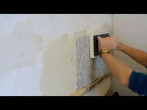 Пошаговая инструкция как укладывать мозаику. 2 ЧАСТЬ