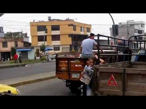 Bella ciudad: Santo Domingo de los Tsáchilas, Ecuador 2012.08.01