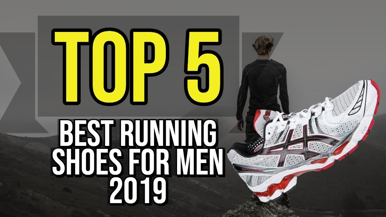 d529e4f823098 ✅ TOP 5: Best Running Shoes For Men 2019 - YouTube
