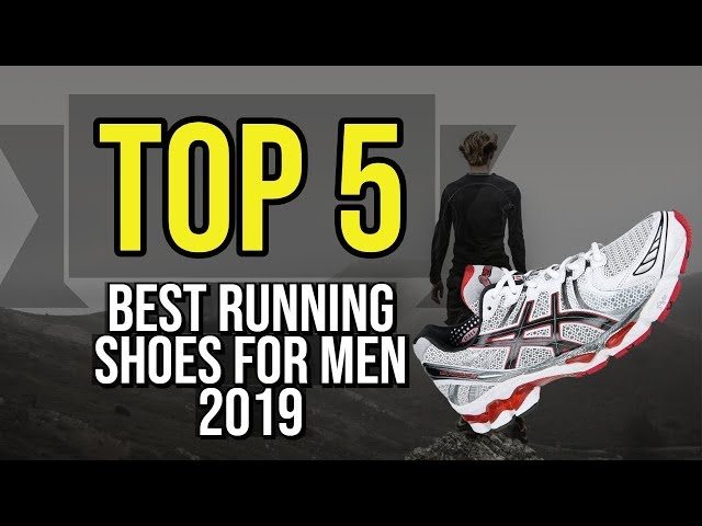 Best Running Shoes For Men 2019