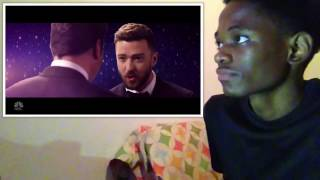 Jimmy Fallon's Golden Globes Cold Open REACTION!!!