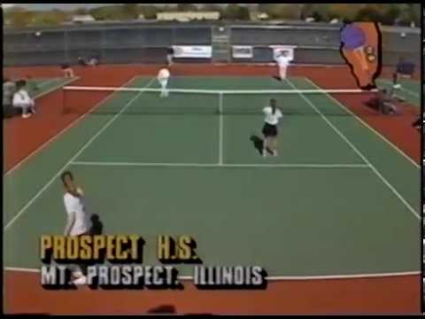 1993 IHSA Girls Tennis State Finals