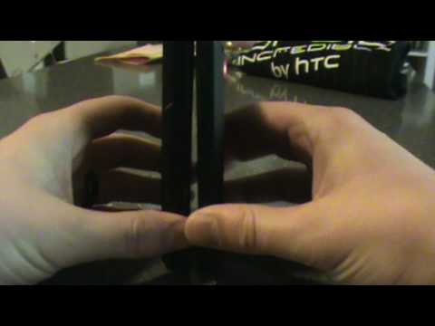HTC Droid Incredible Review:  Part 1