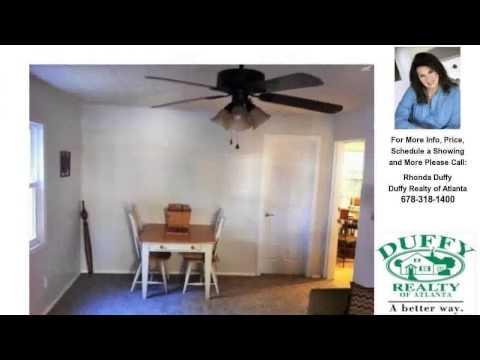 2923 Fantasy Lane, Decatur, GA Presented by Rhonda Duffy.