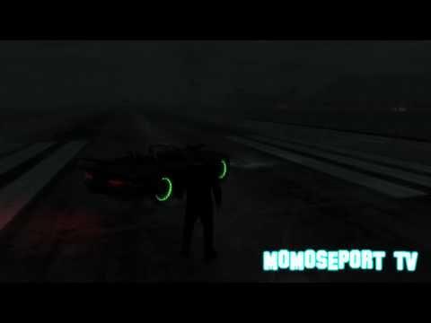 Green Neon Banshee