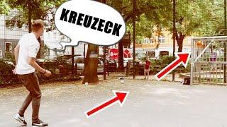Ksfreak vs Mefyou | Fußballchallenge | Krasse Bestrafung