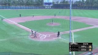 Dixie State Baseball vs. Hawai'i Pacific 3/24/18 Game 1
