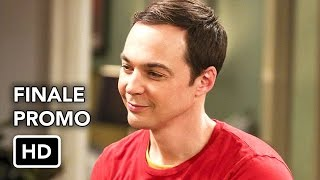 "The Big Bang Theory 10x24 Promo ""The Long Distance Dissonance"" (HD) Season Finale"