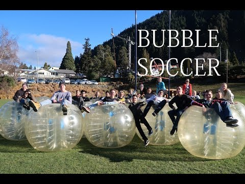 INSANE BUBBLE SOCCER IN NEW ZEALAND MOUNTAINS: PT 2