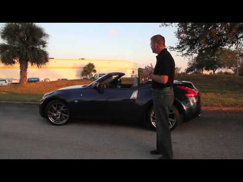 Review of the 2013 Nissan 370Z Roadster