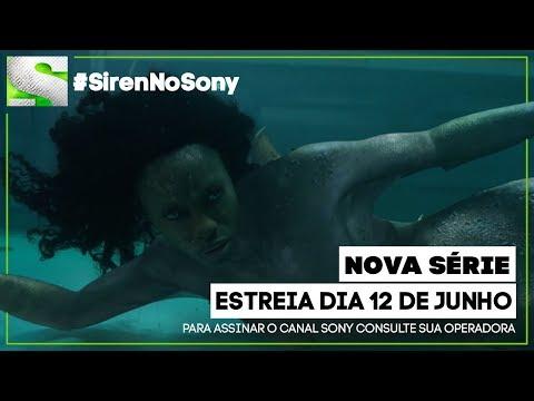#SirenNoSony - Estreia em Junho!