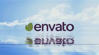 Corporate Logo V21 Water Ripples Emerge| VideoHive Templates | After Effects Project Files