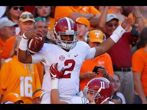 Alabama vs. Tennessee Highlights (2016)