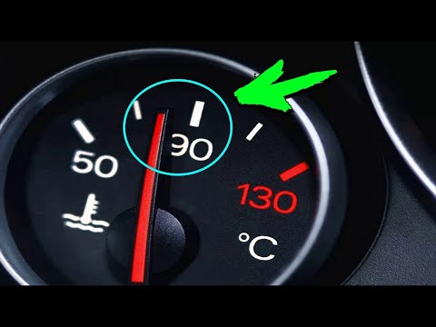 ЗАКИПАЕТ ОХЛАЖДАЮЩАЯ ЖИДКОСТЬ в расширительном БАЧКЕ АВТО   90% водителей не знают ПОЧЕМУ...