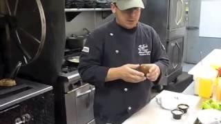 Bluefin Ahi Tuna Over Jalapeño Mashed Potatoes