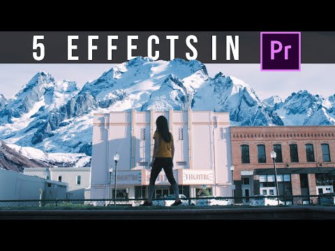 5 Effects in