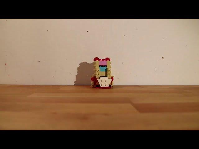 Lego Brickhead Nussknacker 40425 - Speedbuild