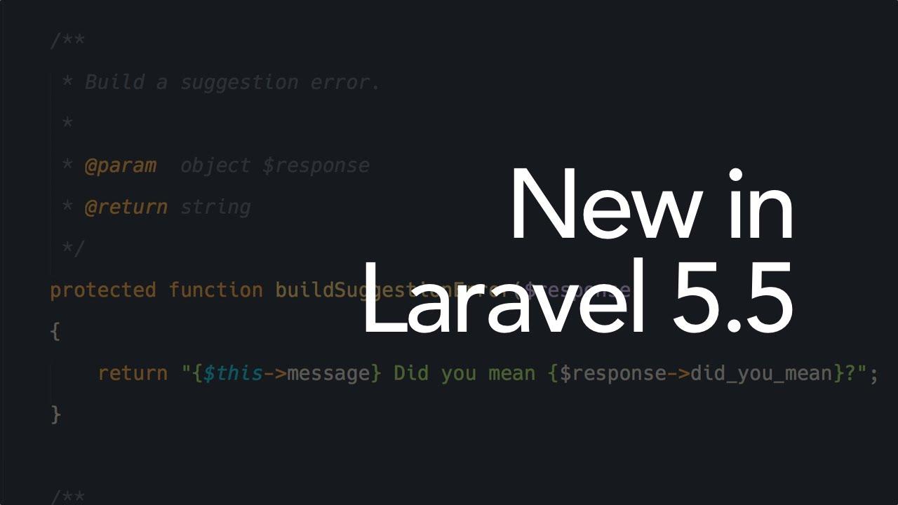 New in Laravel 5 5: Validation data return (2/16)