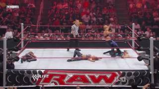 06/29/09 Fatal Four Way Diva Match