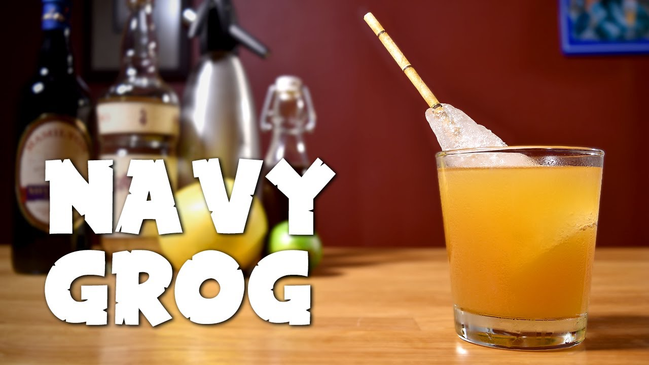 Grog is what How to cook Grog at home