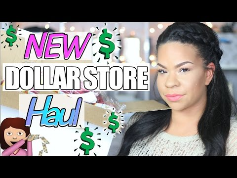 NEW DOLLAR STORE HAUL! DOLLAR1.COM REVIEW