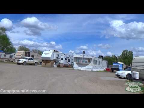Cimarron West RV Park Elko Nevada NV - CampgroundViews.com
