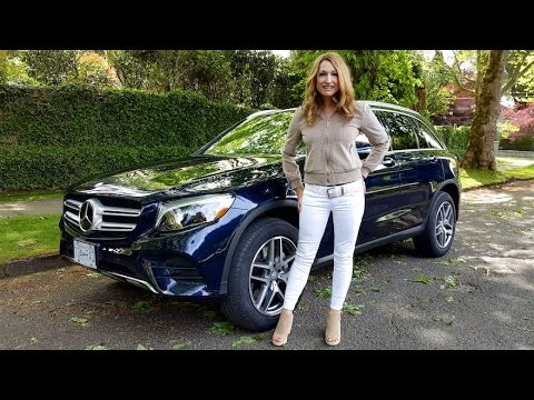 2016 Mercedes GLC 300 Review--IS IT THE BEST IN CLASS?
