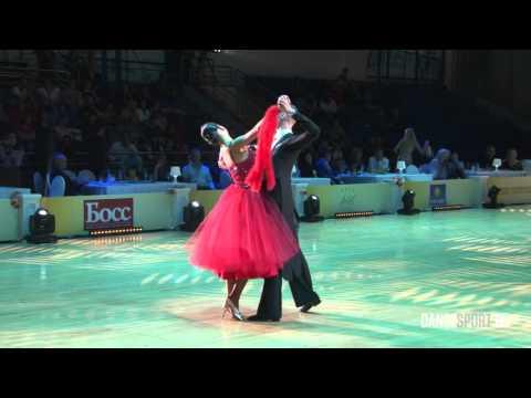 Solovev Mikhail - Soloveva Maria, 1/2 English Waltz
