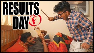 INDIAN PARENTS on RESULTS DAY | A Level and GCSE results day