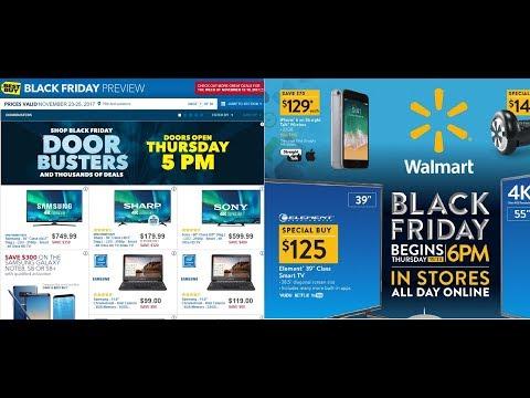 Best Buy vs Walmart's Black Friday Deals 2017!