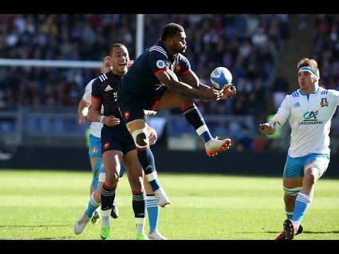 Official Extended Highlights: Italy 18-40 France | RBS 6 Nations