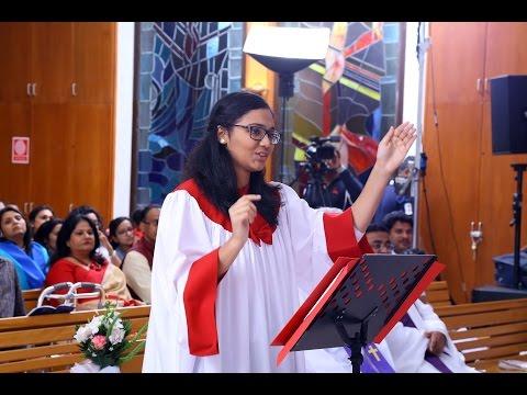 The Hallowed Season (Male Voices) - All Saints CSI Choir - Jebel Ali, UAE - 2016